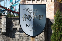 Harry Potter coming to Islands of Adventure next year