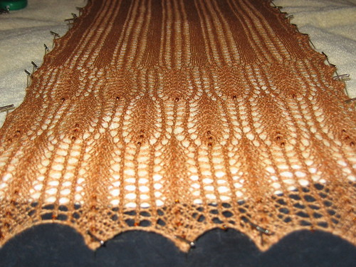 Waves of Grain, blocking