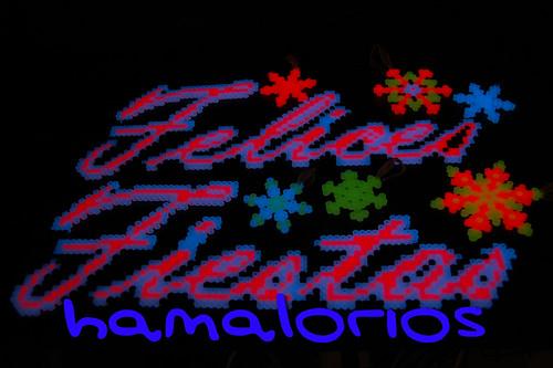 ¡¡Felices Fiestas a tod@s!!