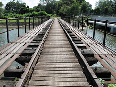 Sungei Pandan Railway Bridge