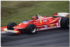 Gilles Villeneuve Ferrari 312T5 F1. 1980 British GP Brands Hatch.(Explore) (Antsphoto) Tags: uk slr classic car speed 35mm britain f1 ferrari historic explore grandprix turbo formulaone british hatch canonae1 1980 1980s motorsports formula1 gp brands groundeffects motorsport racingcar turbocharged autosport kodakfilm carracing motoracing gillesvilleneuve f1car flickrexplore formulaonecar ferrarif1 formula1car 312t5 tamron70210mm f1worldchampionship grandprixcar antsphoto canonae135mmslr fiaformulaoneworldchampionship f1motoracing formula11980s anthonyfosh formula1turbo