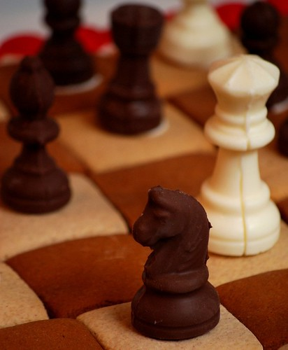 Gingerbread Chess