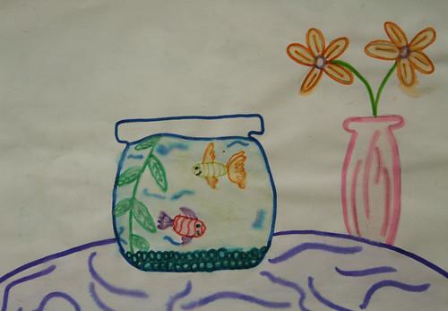 Leah's fish bowl