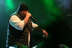IMG_5626 (phluids) Tags: show copenhagen denmark concert live paz tricks mind danish jedi hiphop rap rapper 2009 vinnie jmt emcee amagerbio