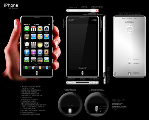 Next-Generation iPhone 4G: Leaked Photo?