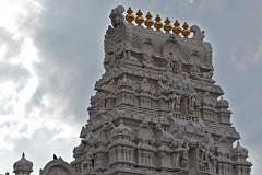 Omaha Temple Gopuram