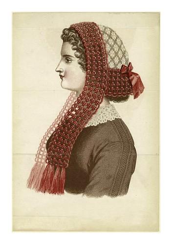 016-Capucha de viaje para invierno 1862