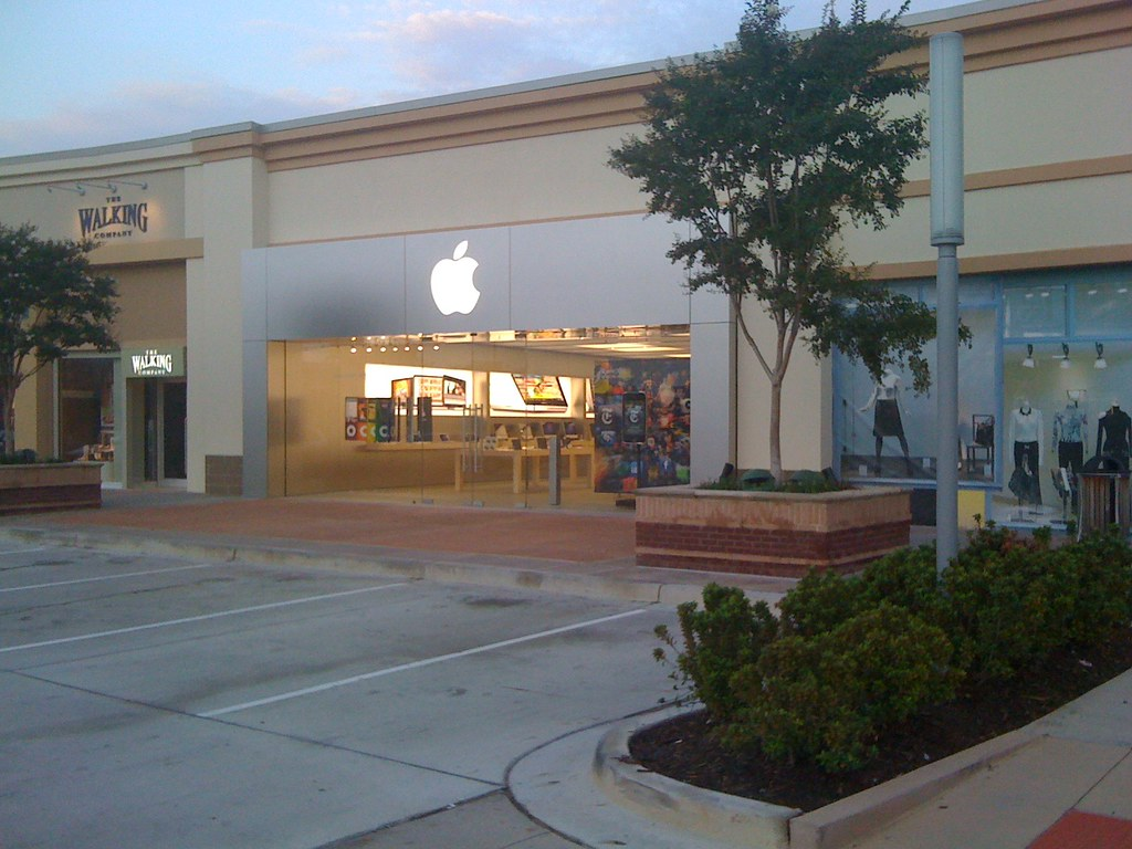 Another New Store At Augusta Mall Dillard Construction