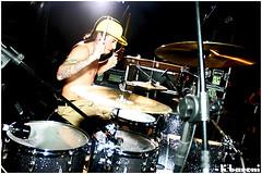 Strike (Li Baroni) Tags: show rock banda li dj negro fabio andre rico strike fotografia rodrigo marcelo mancini cadu maciel peres baroni liara maini