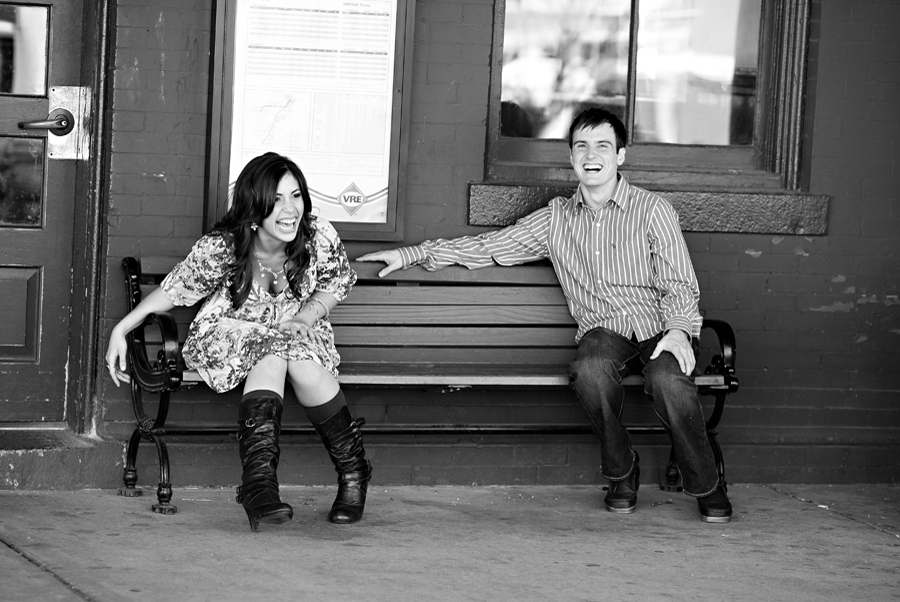 Sylvette and Nate~ Engaged