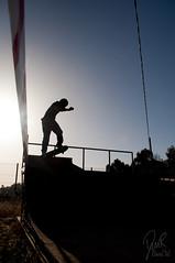 Sunset Skate (DmR David M.) Tags: spain canarias lapalma dmr davidm d5000