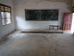 Empty Rural Classroom (ToGa Wanderings) Tags: china school students rural island li education asia village classroom empty room traditional group chinese east middle chalkboard ethnic minority hainan blackboard primary elementary jiang developing bian jiangbian