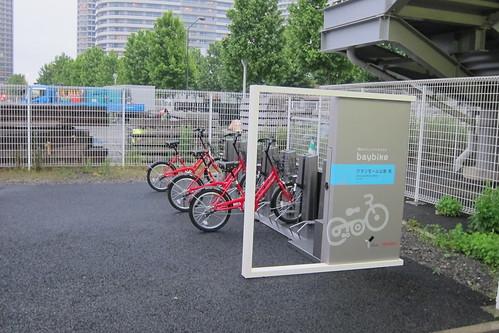 横浜コミュニティサイクル