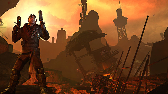 Red Faction: Armageddon - Darius Mason