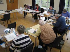"Mersea art class • <a style=""font-size:0.8em;"" href=""http://www.flickr.com/photos/64357681@N04/5867056056/"" target=""_blank"">View on Flickr</a>"