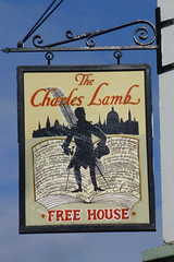 Charles Lamb,, London N.1 (piktaker) Tags: london bar pub inn tavern pubsign innsign publichouse charleslamb londonn1