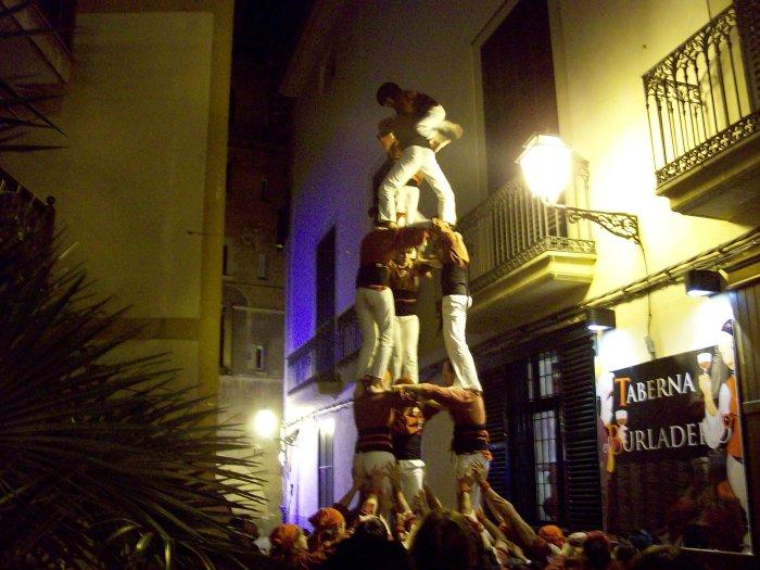 3 de 6 dels Castellers de Mallorca