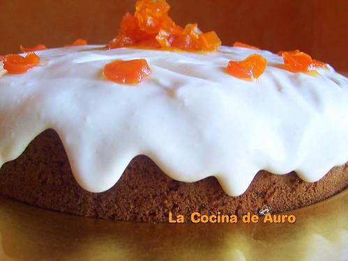 Bug Bunny (Cake de Zanahoria)