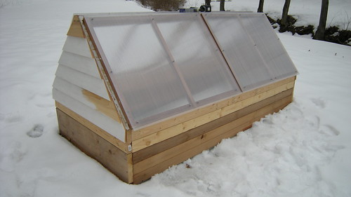 Cold Frame, Image Courtesy