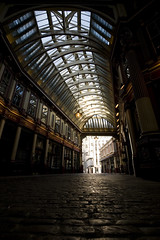 Leadenhall Market (Jon Cartwright) Tags: city london nikon leadenhallmarket sigma 1020mm cobbles leadenhall d300