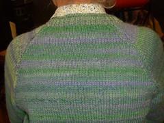 jean's sweater