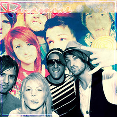 Flickr: Secuencia de fotos de luji - (luj i) Tags: williams jeremy zac emergency hayley farro paramore crushcrushcrush