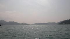 32.陽光灑在日月潧??湖水上