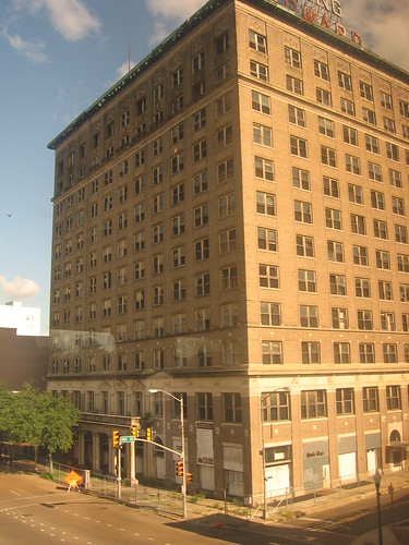 The King Edward Hotel, Downtown Jackson