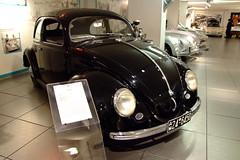 Porsche Museum - Volkswagen Käfer