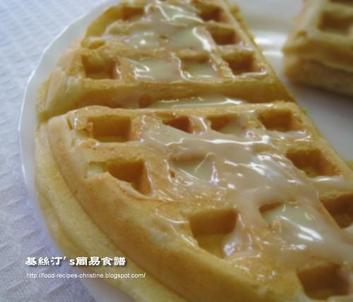 格仔餅 Waffle02