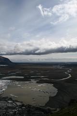 Glacier Country (Universal Stopping Point) Tags: sky cloud pool river iceland glacier vatnajokull unaltered skaftafellnationalpark