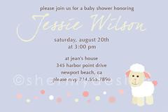 2591037681 967fe8cc9e m 32 novos modelos de convite de chá de bebê