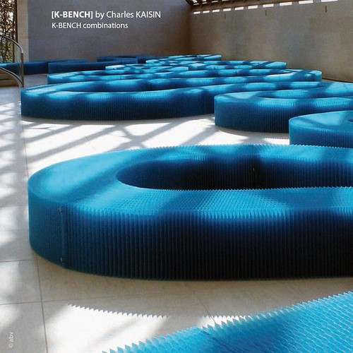 K-Bench designed by Charles Kaisin