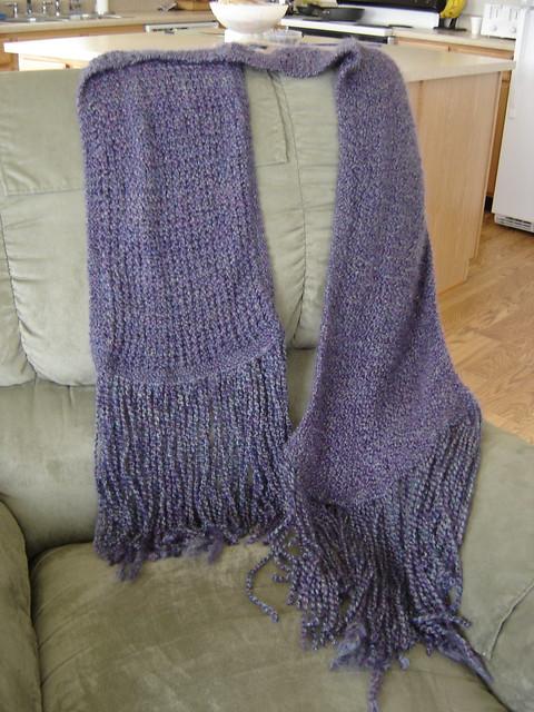Ravelry Prayer Shawl On Knitting Loom Pattern By Lori Lemieux
