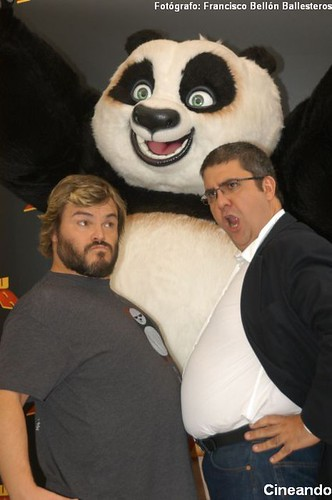 gold rush alaska jack hoffman. Jack Black y Florentino Fernández presentan Kung Fu Panda en Madrid_8