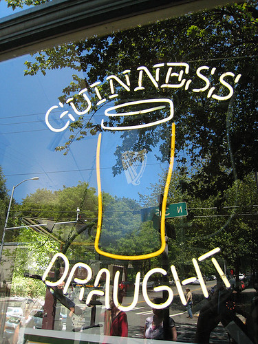 Dubliner sign