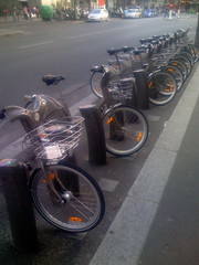 Paris Bike Rentals