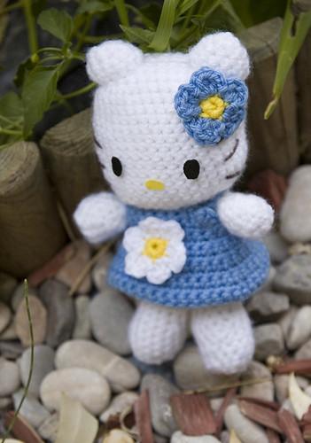Crochet Amigurumi Jellyfish Pattern : Hello Kitty Amigurumi Karmology Clinic