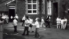 Brecon, Wales (George L Smyth) Tags: wales children infrared brecon