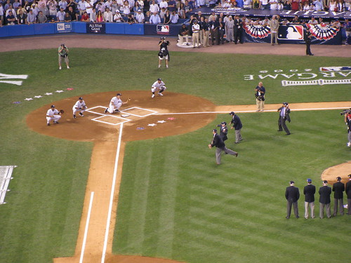 First Pitches