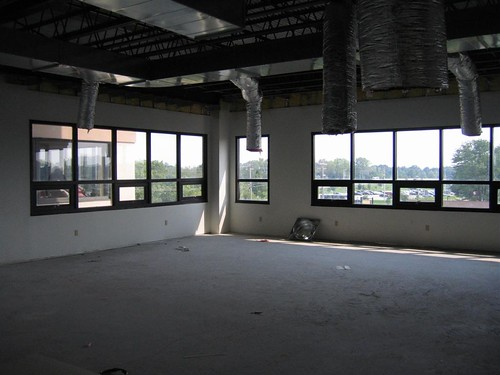 Another empty office suite