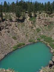 Inyo Crater Lake (crazymonk) Tags: easternsierras inyocraterlakes