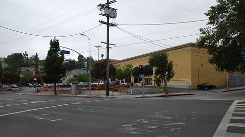 Site of Walt Disney Studio, 1926 - 1940