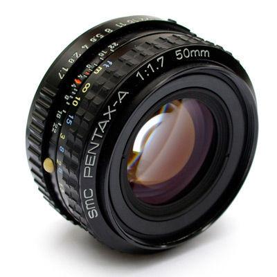 Objectifs appareils photos numériques