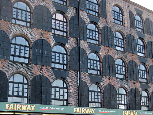 The Patterns of the Fairway Market Brooklyn, NY