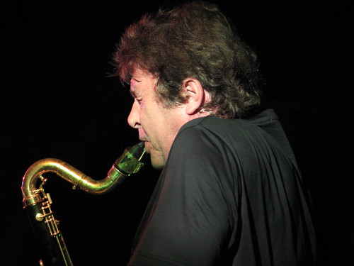 Louis Sclavis at Sajeta 2008