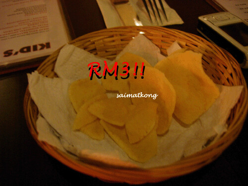 Crackers that cost RM3