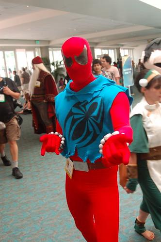 Comic Con 2008: Scarlet Spider