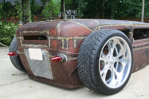 Radical Rat Rod