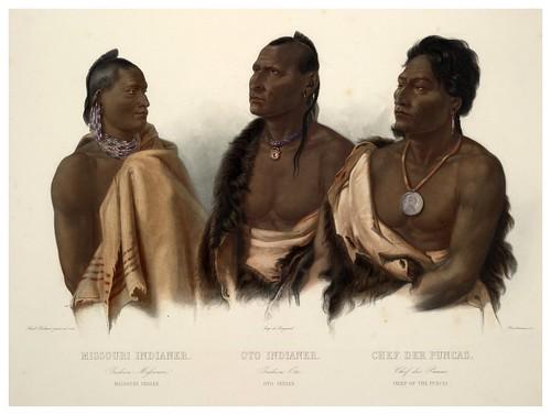 0040v- Tipos de indios